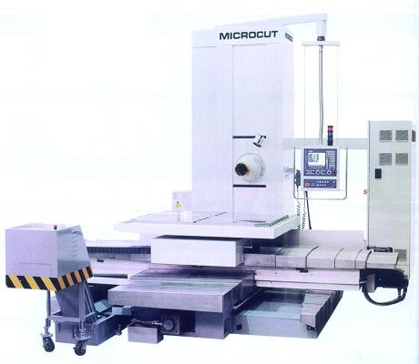 Foto de Mandrinadora horizontal CNC