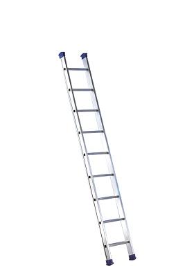 Foto de Escalera profesional de aluminio de 1 tramo