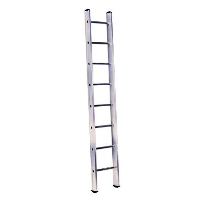 Foto de Escalera de aluminio profesional de un tramo