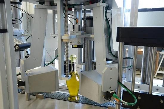 Foto de Serialización automática para botellas AV
