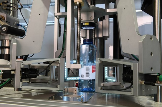 Foto de Serialización automática para frascos