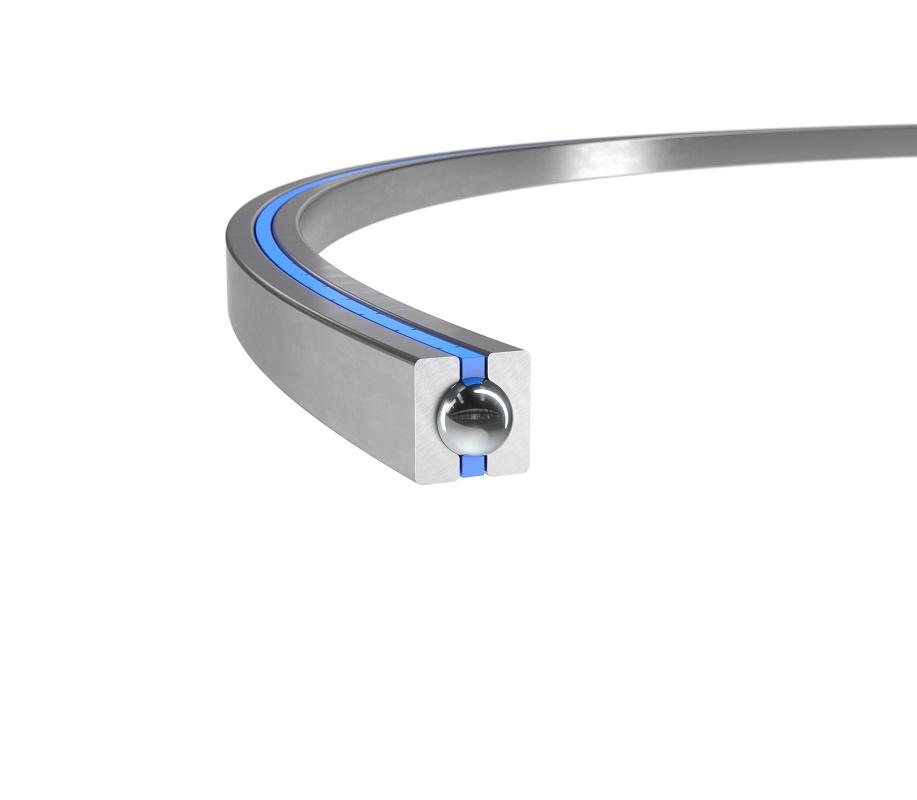 Foto de Rodamientos de sección fina con pistas de rodadura perfiladas