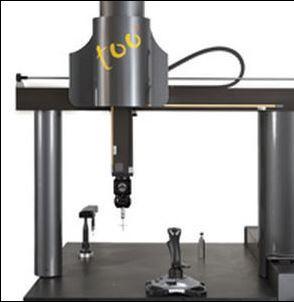 Foto de Máquina tridimensional de medición por coordenadas MMC