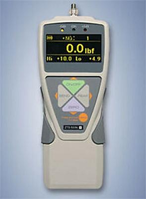Foto de Dinamómetros digitales de alta resolución