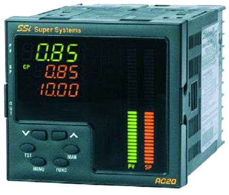 Foto de Regulador para atmósferas de tratamientos térmicos