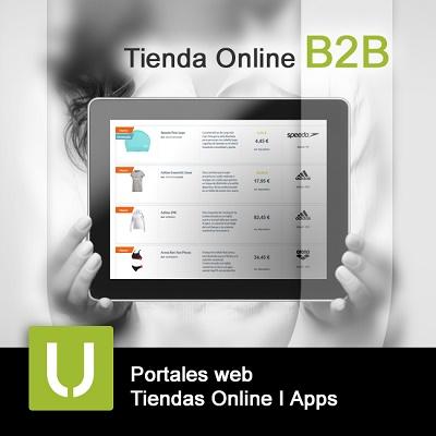 Foto de Desarrollo web de Tienda Online para el mercado b2b