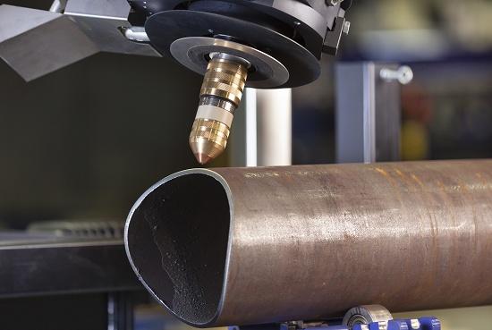 Foto de Sistema de corte de tubos