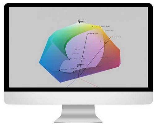 Foto de Software de formulación de color para pigmentos