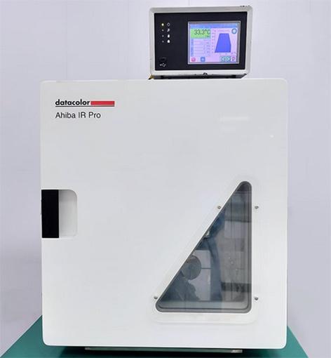 Foto de Máquina para tintura de laboratorio