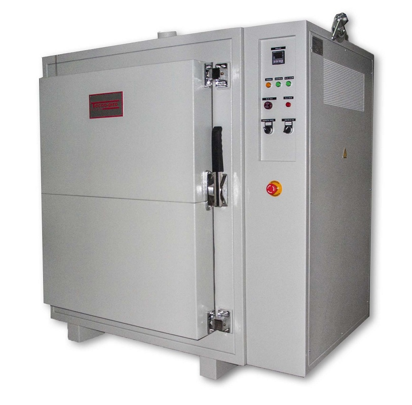 Foto de Horno / Estufa de secado eléctrica para tratamientos térmicos y superficiales