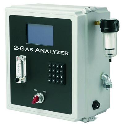 Foto de Analizador de dos gases