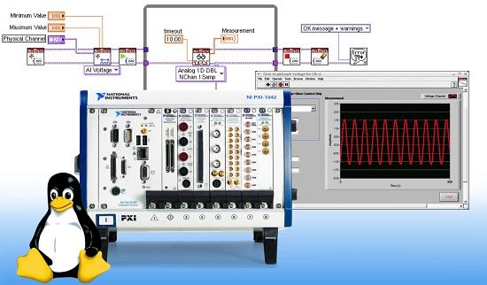 Foto de Instrumentación virtual