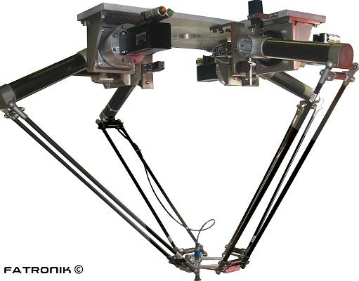 Foto de Robot de manipulación