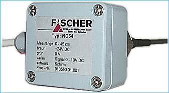Foto de Sistema de medición del contenido de los tanques