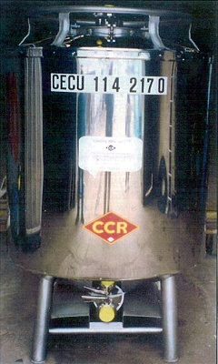 Foto de Alquiler de contenedores calorifugados y con calefacción