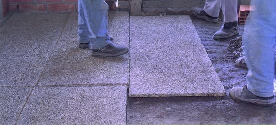 Paneles de aislamiento maydisa celenit n materiales para - Tipos de aislantes termicos ...