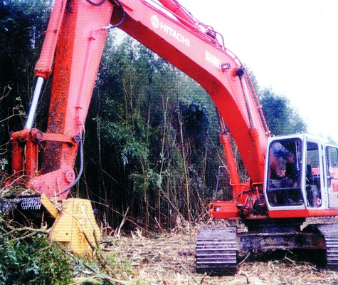Foto de Trituradoras forestales