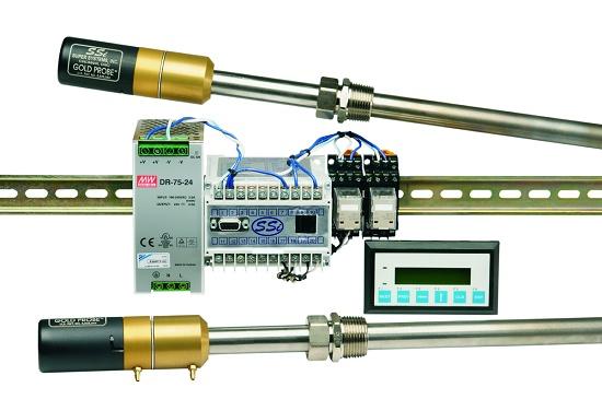 Foto de Sistema con sonda de oxígeno redundante