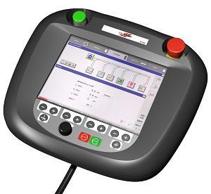Foto de Sistema de control fácil de utilizar