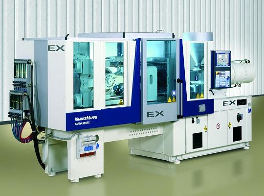 Foto de Eficacia, dinámica, diseño: la máquina de moldeo por inyección eléctrica