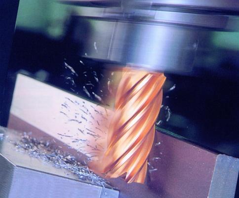 Foto de Fresas de polvo metalúrgico