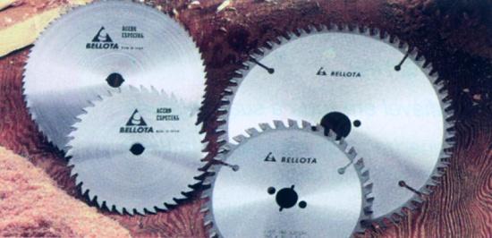 Foto de Hojas de sierra circulares