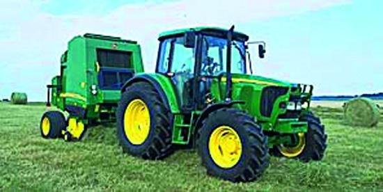 Foto de Tractor de fácil manejo