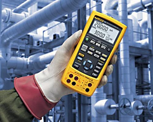 Foto de Calibrador de procesos multifunción