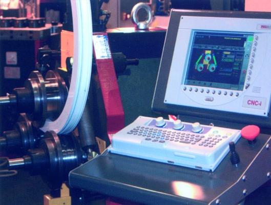Foto de Control numérico computerizado