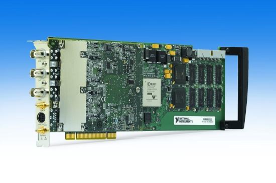 Foto de NI anuncia la versión PCI del Digitalizador de rango dinámico más elevado