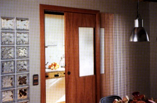 Fotografia de Estructura per a portes corredisses