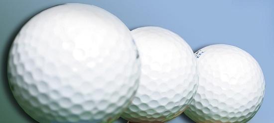 """Foto de """"Pelotas de golf para ellas"""""""