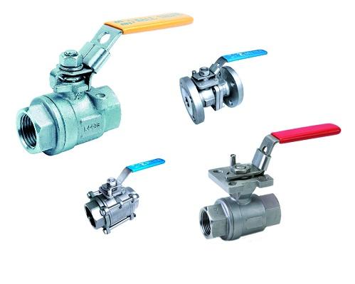 Foto de Válvulas de accionamiento manual