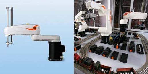 Foto de Robots para cargas útiles pequeñas