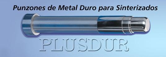 Foto de Punzones de metal duro para sinterizados