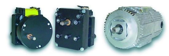 Foto de Motores universales hasta 2.500 W y 32.000 rpm