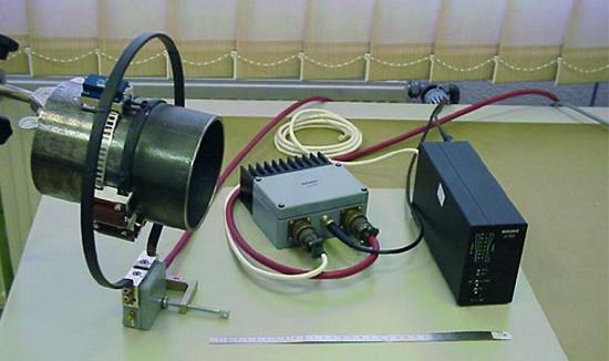 Foto de Sistema de telemetría