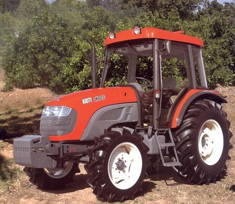 Foto de Tractores de altas prestaciones