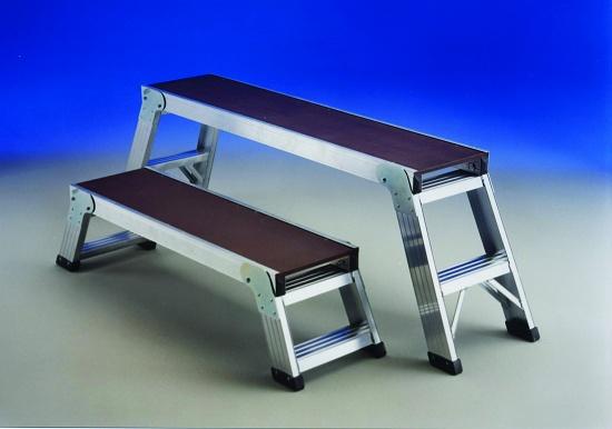 Foto de Taburetes de aluminio
