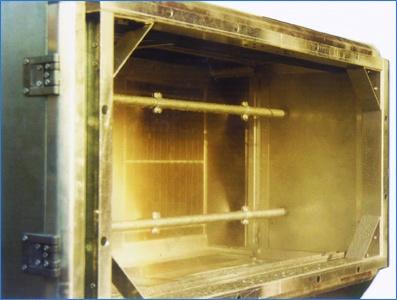Foto de Filtro electrostático