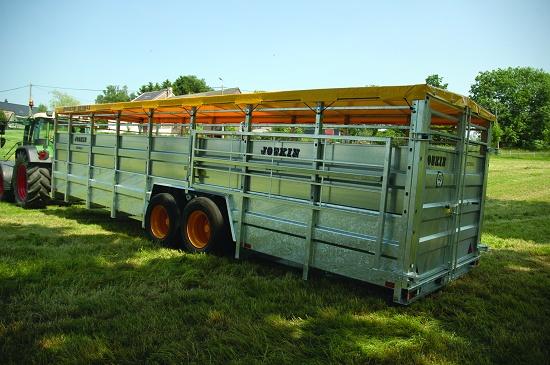 Foto de Remolque para ganado