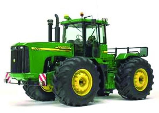 Foto de Tractor de alta potencia