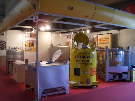 Foto de Alquiler de contenedores para especialidades químicas