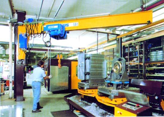 Foto de Polipastos eléctricos de cable