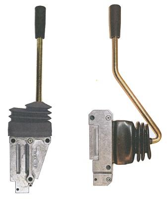 Foto de Palancas y cables