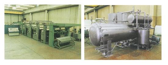 Foto de Sistema integrado de máquinas y tecnologías