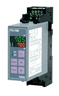 Foto de Controlador de temperatura y procesos de doble lazo