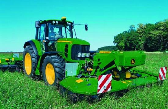 Foto de Tractor versátil