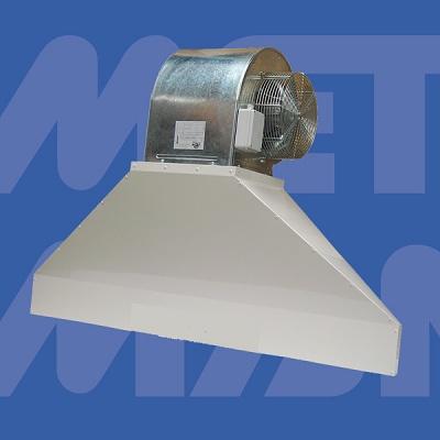 Foto de Cortinas de aire industriales modulares para puertas de hasta 5m de altura