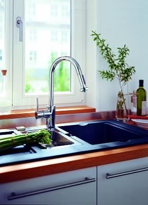 Grifer as para cocinas materiales para la construcci n - Griferias de cocina ...